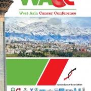 صفحه آرایی کتاب کنفرانس سرطان غرب آسیا